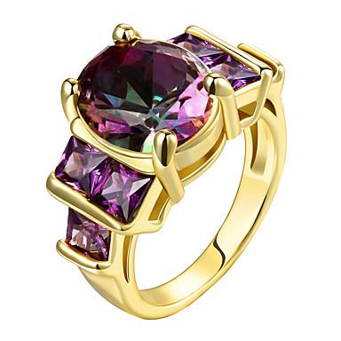 femme bagues affirm es bague zircon cubique euroam ricains bijoux de luxe bijoux de fantaisie. Black Bedroom Furniture Sets. Home Design Ideas
