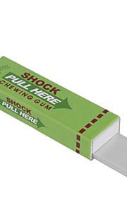 chok-du-ven elektrisk stød tyggegummi practical joke prop