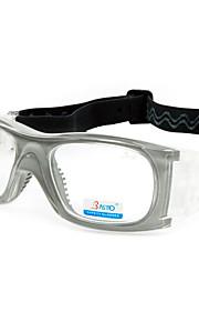Basto-sports sikkerhedsbriller briller briller basketball fodbold beskyttelse sikker (3 farve til rådighed)