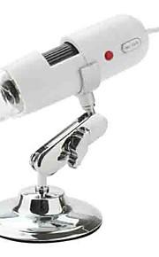 200x 1,3 mega pixel usb digital mikroskop forstørrelsesgrad med 8 LED
