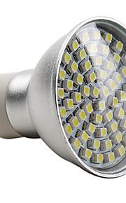 E14 / GU10 LED-spotpærer MR16 60 SMD 3528 180 lm Naturlig hvit AC 220-240 V