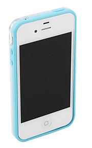 Bumper för iPhone 4/4s (blå)