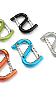 Outdoor Usefull S-biner Carabiner (Ramdon Color)