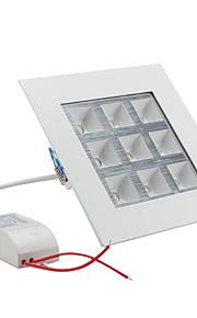 9 Taklamper (Natural White 1000 lm- AC 85-265