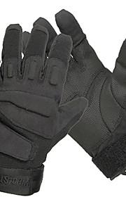 Super Light Full Finger Gloves (Black)