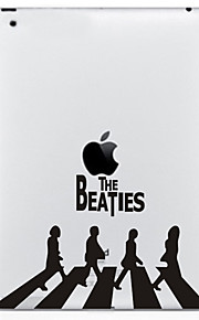 "Naklejka Ochronna na Tył ""The Beatles"" dla iPada 2 i The New iPad"