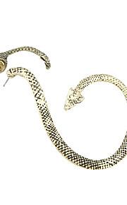 lille slange snoede øreringe