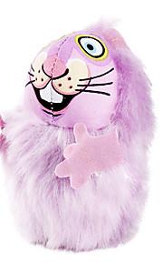 Juguete para Gato Juguetes para Mascotas Cat Nip Ratón Verde Rosado Morado Bambú
