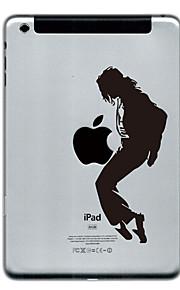 아이 패드 미니 3, 아이 패드 미니 2, 아이 패드 미니에 대한 마이클 잭슨 디자인 보호 스티커