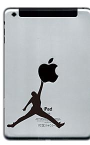 아이 패드 미니 3, 아이 패드 미니 2, 아이 패드 미니에 대한 마이클 조던 디자인 보호 스티커