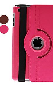 Custodia in pelle pieghevole con supporto per iPad Mini - Colori assortiti
