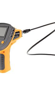 """Vídeo Endoscópio portáteis Dispositivos de inspeção com 2,4 """"LCD Monitor 99G"""