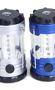 Lanternas LED / Lanternas e Luzes de Tenda LED 1 Modo 120 Lumens Prova-de-Água / Tático / Super Leve Outros 14500 / AACampismo / Escursão