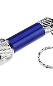 Nøgleringslommelygter LED 1 Tilstand 50 Lumens Super Let / Komapkt Størrelse / Lille størrelse Andre LR44 Dagligdags Brug - Andre , Blå