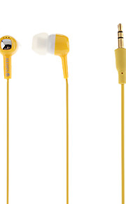 GNP-J40 Stereo Earphone for iPod (Assorted Colors)