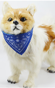 Totem Design Adjustable Collar Bandanas for Dogs (Assorted Colors)