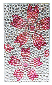 Blossom Flower Jewelry Protective Body Sticker for Cellphone