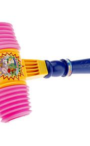 28.5x16x7.5cm gummihammer med Voice