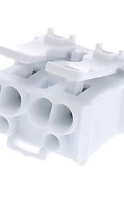 PO2-2J / 9 Stand Type Amphenol (250V, 3A)
