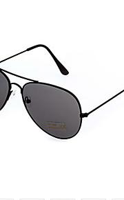 mands uv400 metal pilot full frame solbriller (assorterede farver)