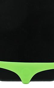 아이폰 4/4S/5 태양열 집열기 비키니 패턴 버튼 커버 (분류 된 색깔)