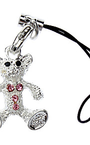 Beautiful Bear Style Collar Charm for Dogs Cats