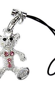 Schöne Bären-Art-Collar Charm für Hunde Katzen