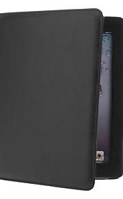 auto Schlaf und wachen entworfen einfarbig PU-Leder Ganzkörper-Fall mit Ständer für iPad 2/3/4 (farblich sortiert)