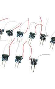 3W LED Driver 12-15V MR16 gratis skipet innen (10stk)