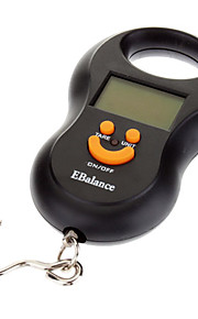 Max 50KG Mini Digital Hanging Electronic Weighing Scale with LCD Screen & Hook