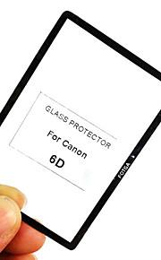 fotga® prémio LCD do painel de tela de vidro protetor para Canon EOS 6D