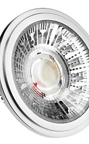 G53 - 5 Spotlights (Kald Hvit 420-450 lm- AC 85-265
