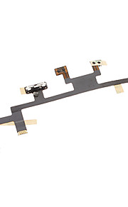 Power Volume Flex Cable Ribbon Replacement Part for iPad 4