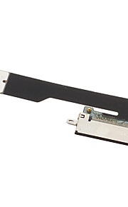 Charging Dock Connector Charge Port Flex Cable Assembly per iPad 2 (nero)