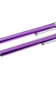 Tocco dello stilo per iPad / iPhone (viola, 2PCS)