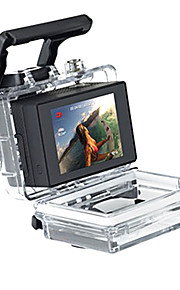 Waterproof LCD WiFi Battery BacPac Expansion Back Cover for GoPro HD HERO 1/2/3