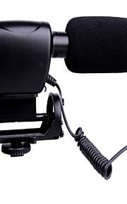 CCTV entrevista YS-5 Professional Microfone Estéreo