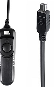 PIXEL RC-201/DC2 Cabo obturador Controle Remoto para Nikon DSLR D7100 D7000 D5100 D5300 D3100 D610 D600 D90