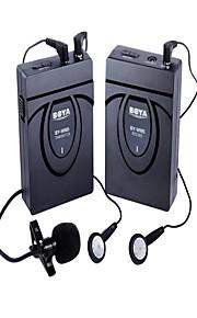 BOYA BY-WM5 Microfone sem fio para SLR Camera DV