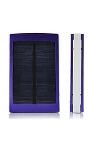 15000mAh Multi-output Solar Charge External Battery for iphone6/6plus/5S Samsung S4/5 HTC and other Mobile Devices
