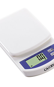 Kitchen Scale with High-precision Strain Gauge Sensor
