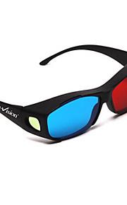 Le-Vision General Red Blue Myopia 3D Glasses for Computer TV Mobile