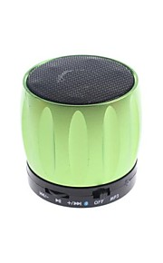 S13 Portable Bluetooth V2.1 Hi-Fi Speaker with/ MP3/TF/Mic / Handsfree Call (Assorted Colors)