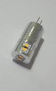 youoklight® g4 4w 8 * smd3020 150lm varma / kallt vitt ljus majs lökar (ac / 12V)
