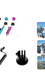 Accessories For GoPro Monopod / Tripod / Mount/HolderFor-Action Camera,Gopro Hero 3+ / Gopro Hero 5 / Gopro 3/2/1 Other