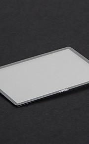 fotga pro optisk glas LCD-skærm protektor for canon 6d