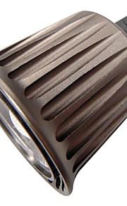 qslighting® MR16 (gu5.3) 5W 1xcob אורות חמימים / קרירים לבנים נקודת אור (AC / DC 12V) 350lm