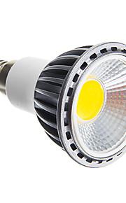 5W E14 / E26/E27 LED-spotpærer COB 50-400 lm Varm hvit / Kjølig hvit Dimbar AC 220-240 V