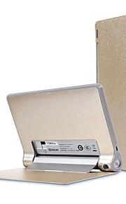 10 '' zijdedruk patroon met ultra-dun voor lenovo yoga B8000-f / B8000-h tablet pc case