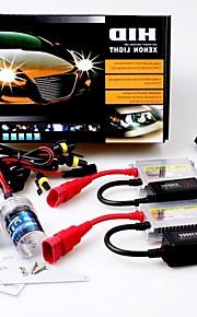 12V 55W HB4 30000K Slim Aluminum Ballast HID Xenon Headlights Kit